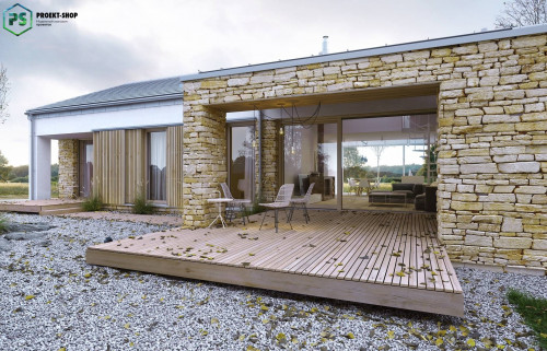 Типовой проект жилого дома 3-87