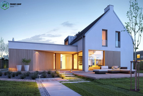 Типовой проект жилого дома 3-89