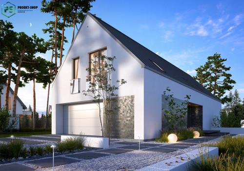 Типовой проект жилого дома 3-92