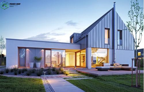 Типовой проект жилого дома 3-97
