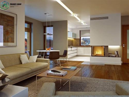 Типовой проект жилого дома 3-98
