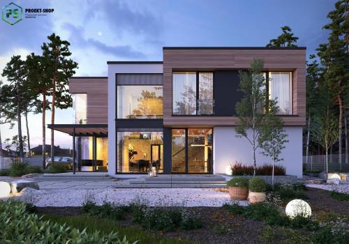 Типовой проект жилого дома 3-99