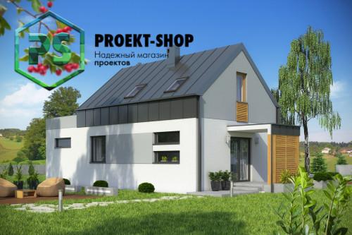Типовой проект жилого дома 4-1000