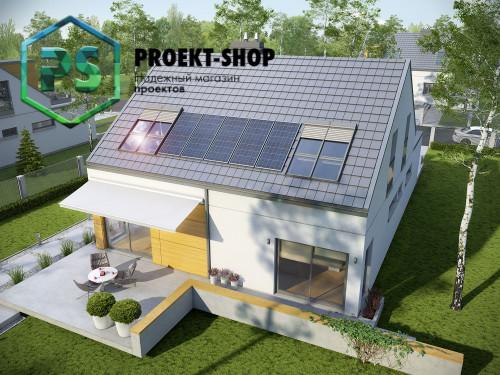 Типовой проект жилого дома 4-1011