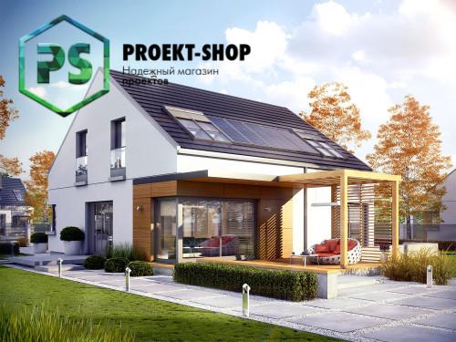 Типовой проект жилого дома 4-1012