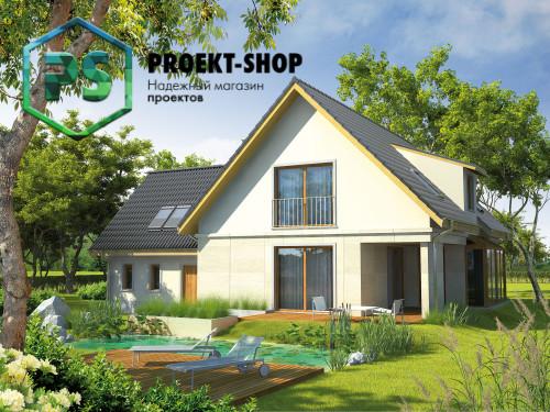 Типовой проект жилого дома 4-1015