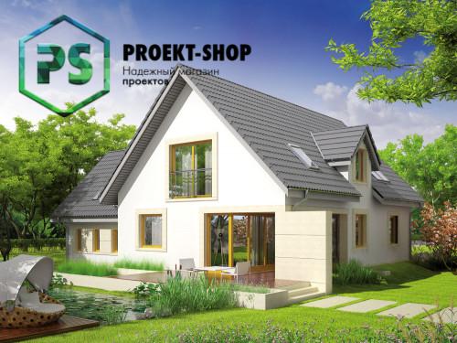 Типовой проект жилого дома 4-1016