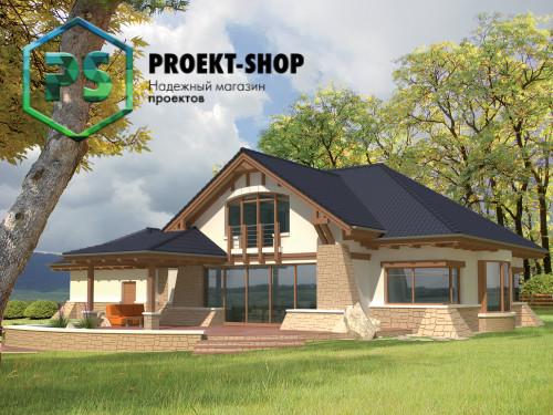 Типовой проект жилого дома 4-1018