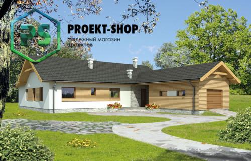 Типовой проект жилого дома 4-1023