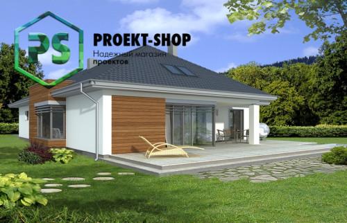 Типовой проект жилого дома 4-105