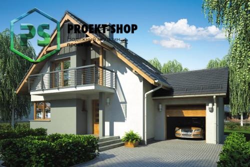 Типовой проект жилого дома 4-1056