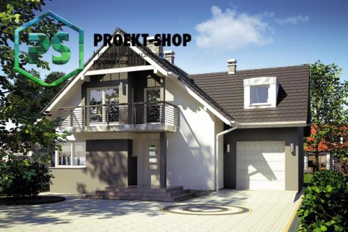 Типовой проект жилого дома 4-1057