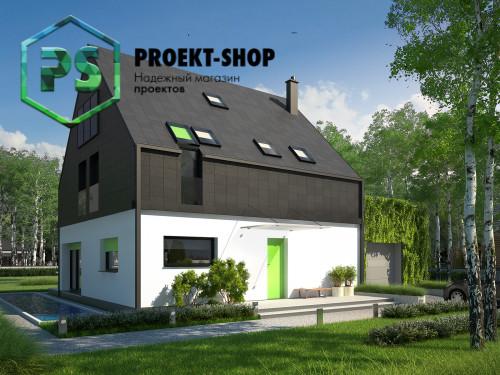 Типовой проект жилого дома 4-1063