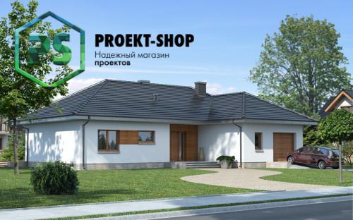 Типовой проект жилого дома 4-1065