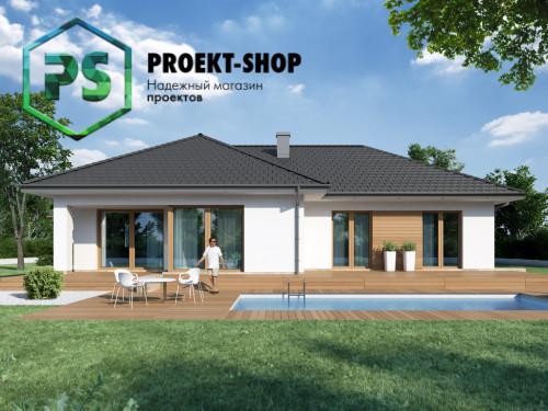 Типовой проект жилого дома 4-1066