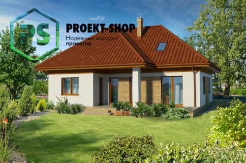 Типовой проект жилого дома 4-1069