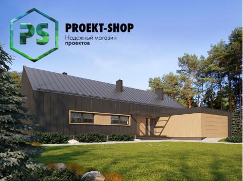 Типовой проект жилого дома 4-1070