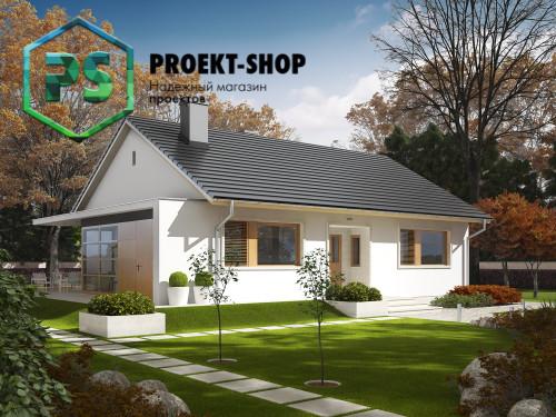 Типовой проект жилого дома 4-1071