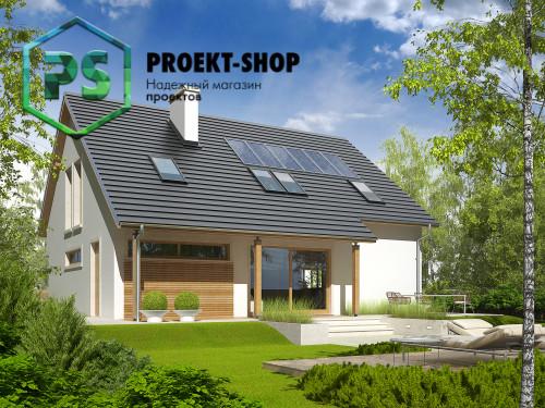 Типовой проект жилого дома 4-108