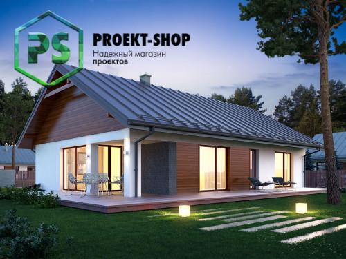 Типовой проект жилого дома 4-1087
