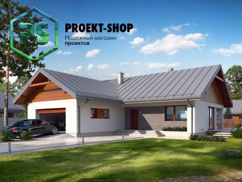 Типовой проект жилого дома 4-1088