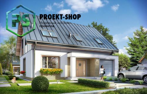 Типовой проект жилого дома 4-109