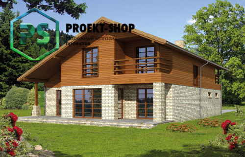 Типовой проект жилого дома 4-1091