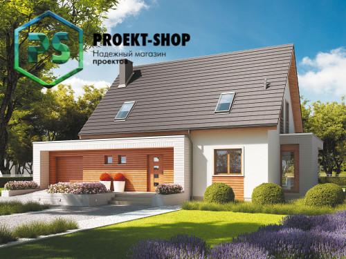 Типовой проект жилого дома 4-1095