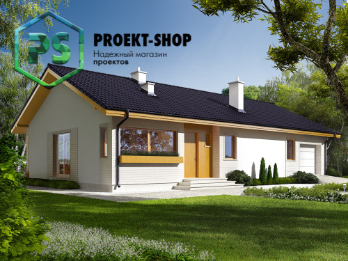 Типовой проект жилого дома 4-1101