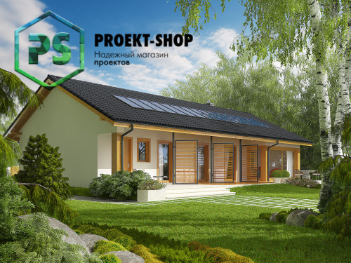 Типовой проект жилого дома 4-1102