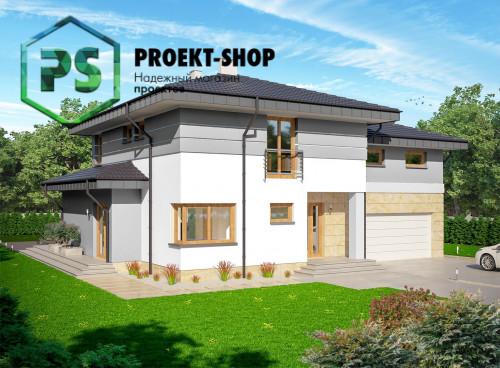 Типовой проект жилого дома 4-1109