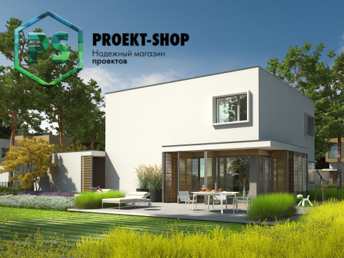 Типовой проект жилого дома 4-1114