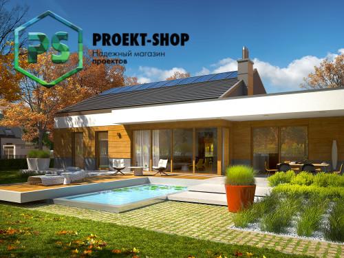 Типовой проект жилого дома 4-1116