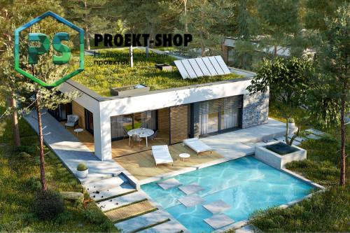 Типовой проект жилого дома 4-1130