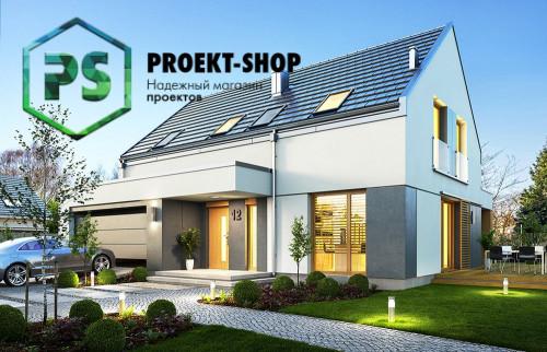 Типовой проект жилого дома 4-1176
