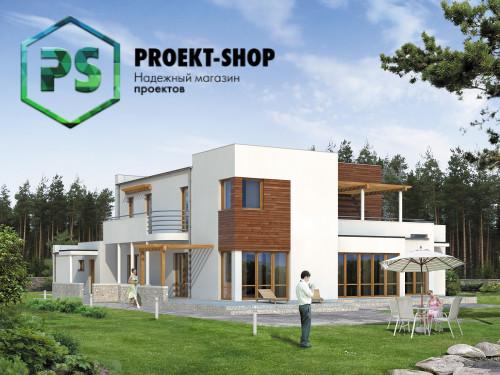 Типовой проект жилого дома 4-1189