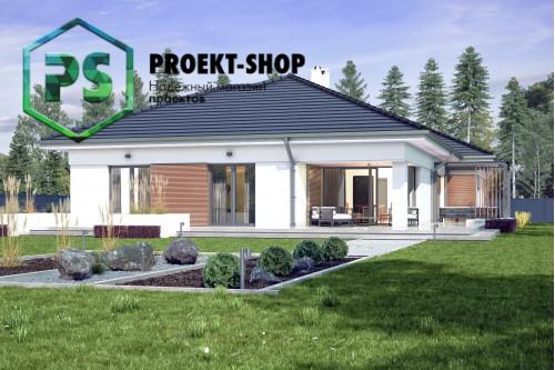 Типовой проект жилого дома 4-1213