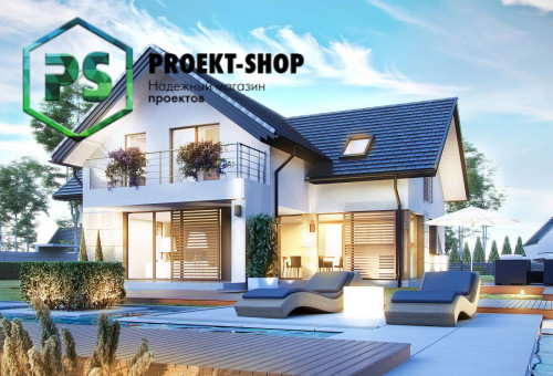 Типовой проект жилого дома 4-1311