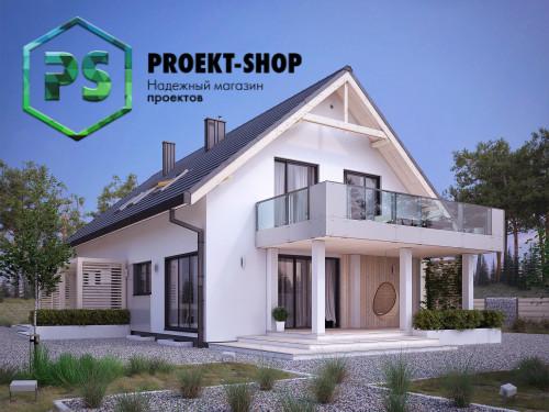 Типовой проект жилого дома 4-148