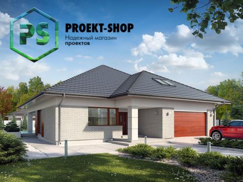 Типовой проект жилого дома 4-1499