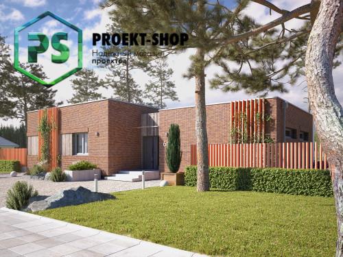 Типовой проект жилого дома 4-1508