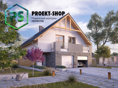 Типовой проект жилого дома 4-151