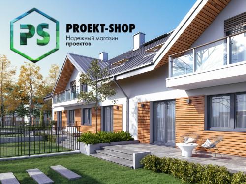 Типовой проект жилого дома 4-1514