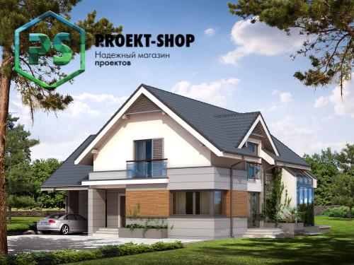 Типовой проект жилого дома 4-1520
