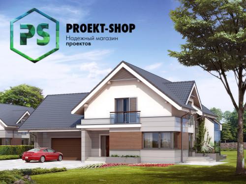 Типовой проект жилого дома 4-1521