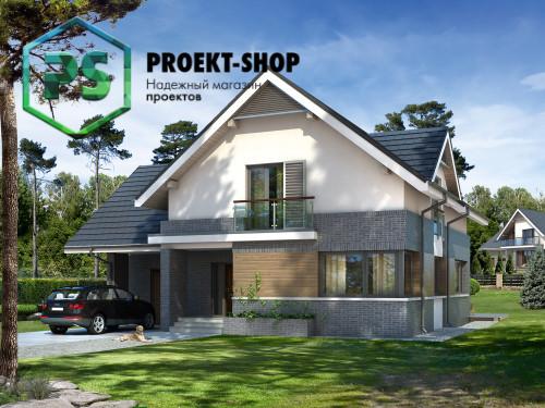 Типовой проект жилого дома 4-1524