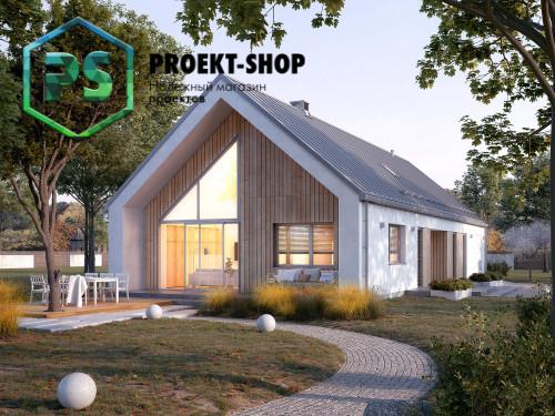 Типовой проект жилого дома 4-1536