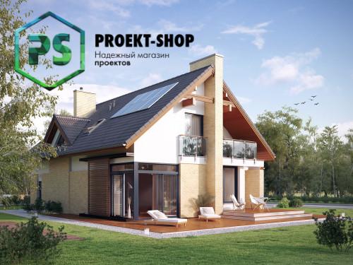 Типовой проект жилого дома 4-154