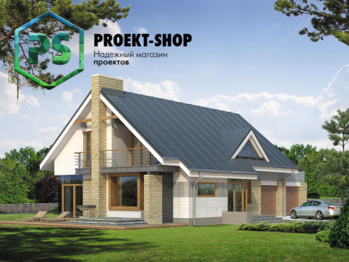 Типовой проект жилого дома 4-155