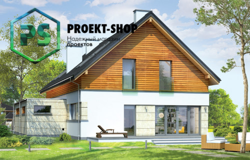 Типовой проект жилого дома 4-1550